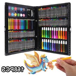 168pc Art Drawing Set Kit For Kids Childrens Teens Adults Su