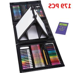 179 pieces art set for kids gifts