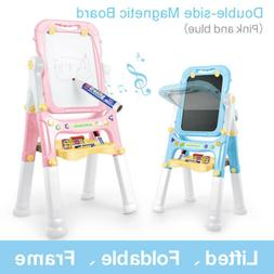 1xLED Music Kids Easel Art Supplies Childrens Early Educatio