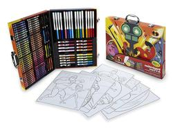 Crayola 516910 04-3315 Disney Pixar Incredible 2 Inspiration