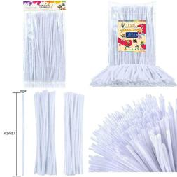 Caydo 350 Pieces Chenille White Pipe Cleaners For Diy, Art C