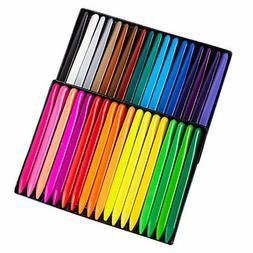 3Sketch Art Supplies Kids Gift Crayon Set Scrapbooking Trian