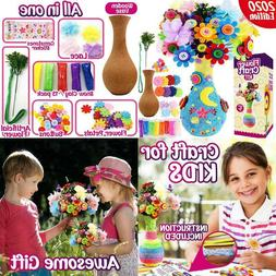 Cheffun Crafts Supplies For Girls - Kids Art And Craft Kit F