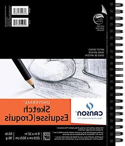 Drawing Paper Pad Notebook 9 x 12 Sketch Book 100 Sheet 65 L