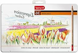 Bruynzeel Expression 36pc Colored Pencil Set