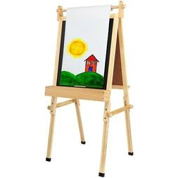 """Fundamental Children's Easel 36.5""""- 51"""" with Paper Roll Refi"""