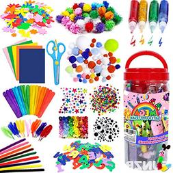 Kids Art and Craft Supplies All in One for Kids Craft Art Su