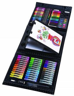 Kids Gifts 154 Piece Art Set Supplies Drawing Painting Color