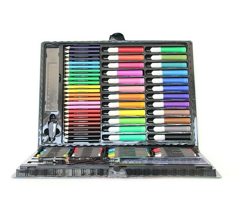 118P For Kids Drawing Kit Painting Supplies pencils