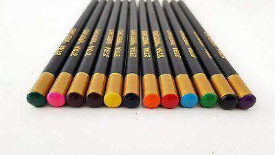 12 WATER COLOUR PENCIL GOOD QUALITY+