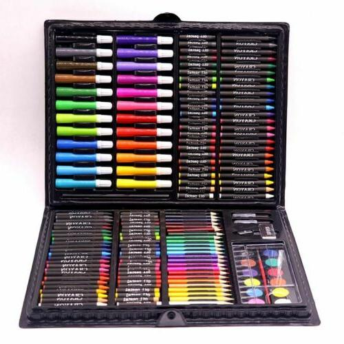 168pc Art Drawing Kit For Teens Adults Pencil