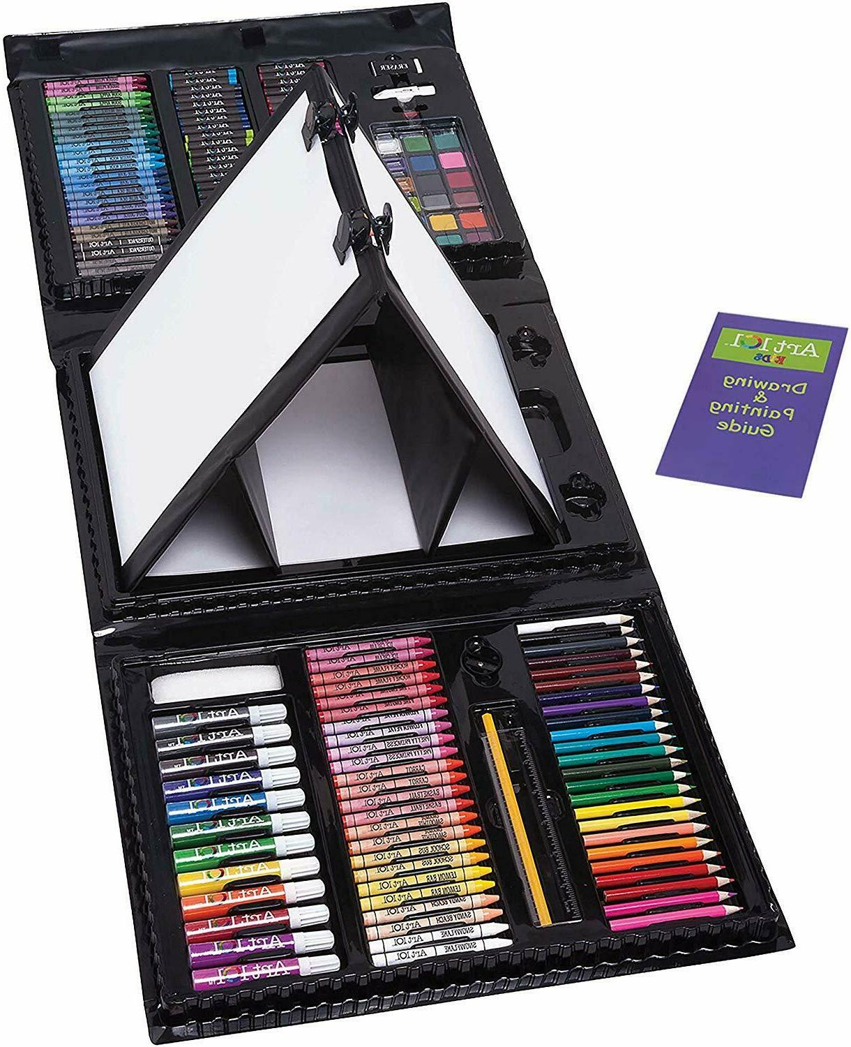 179 Pieces Art For Gifts Drawing Painting Kit
