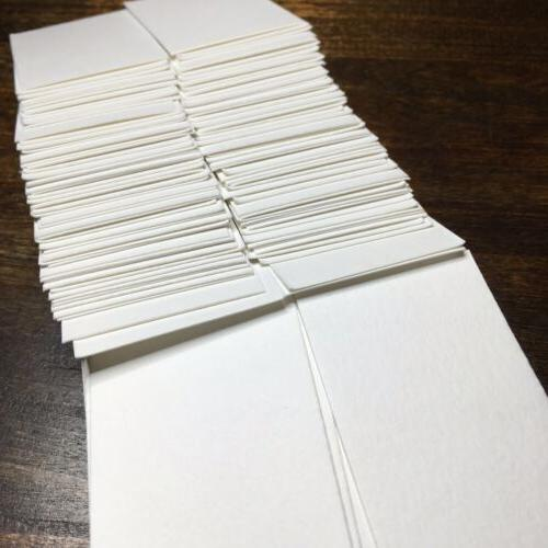 """200 BLANK Tags, Watercolor To 1.5"""" X 2.5"""" Wt. 140lb"""