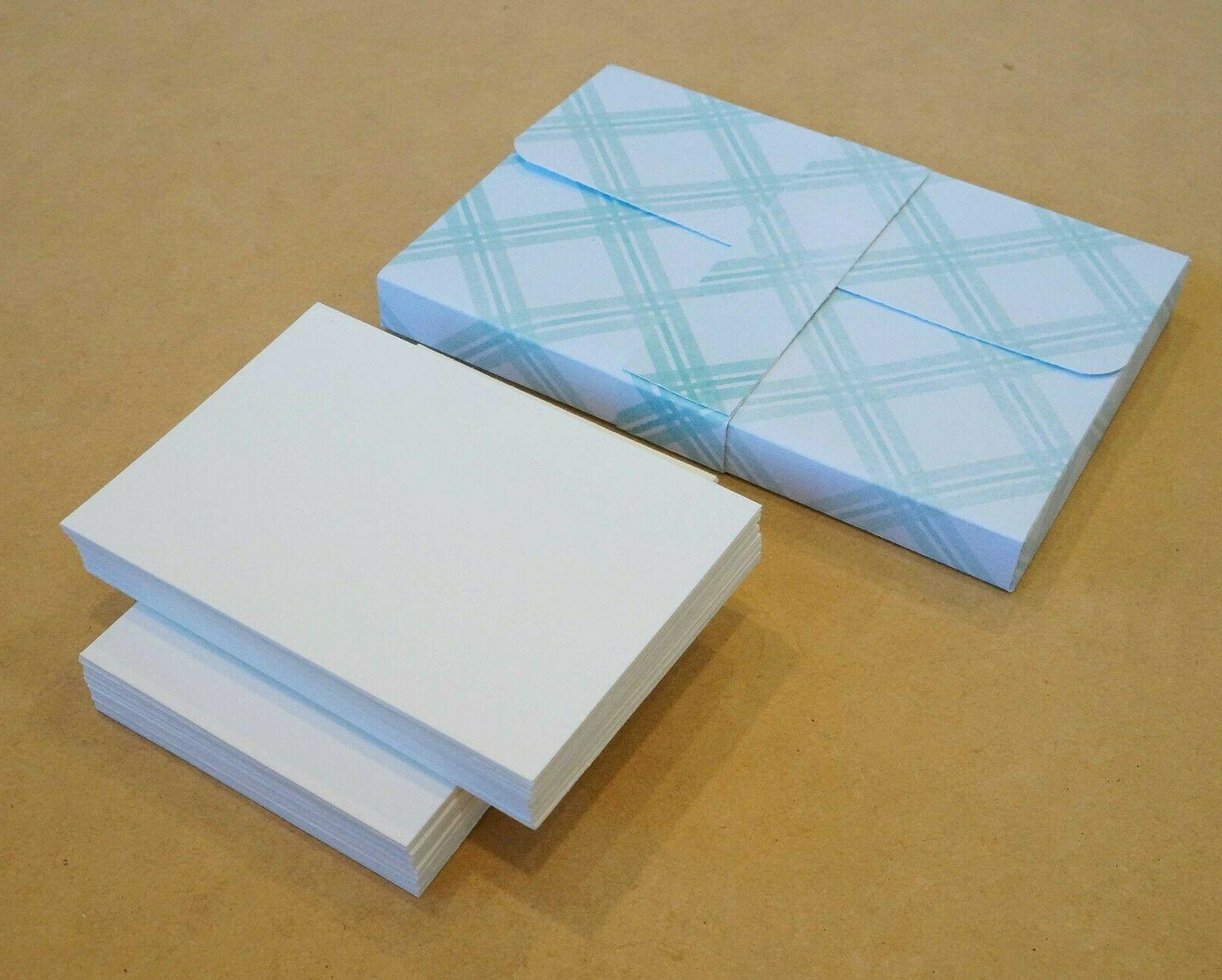 50 Blank ACEO 2.5 3.5 Trading Cards Canson Watercolor Paper