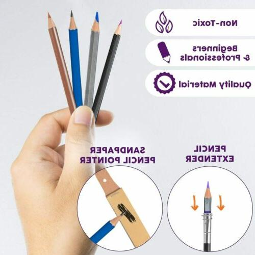 Glokers and Complete Pencils