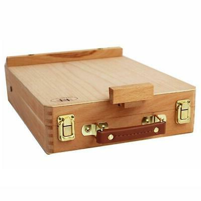 Portable Easel Drawer Case Stand Art Painting