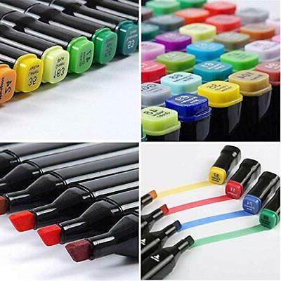 Alcohol Set alcohol marker Dual Tips supplies copic markers Color