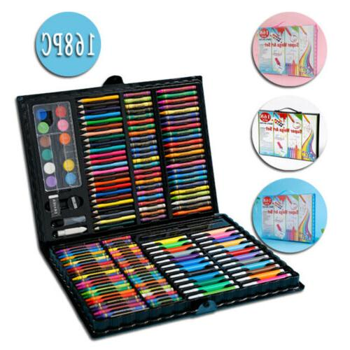 168pc Child KIT Kid Adult Painting Drawing