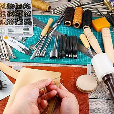 Caydo Pieces Leathercraft Working Tool with