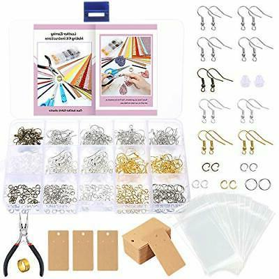 Caydo 700 Making Supplies Instructions, Earring