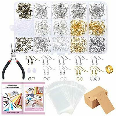 Caydo Making Supplies Instructions, Earring