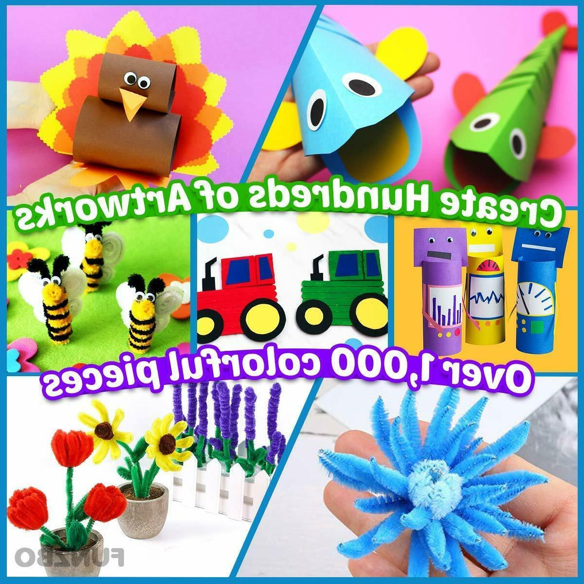 Kids Craft Supplies All in One for Kids Craft Supply Toddler