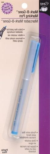 Mark-B-Gone Marking Pen Fine Point-Blue