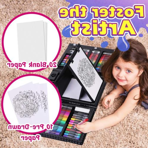 Dinonano Supplies for Kids Painting and Drawing Girls Boys