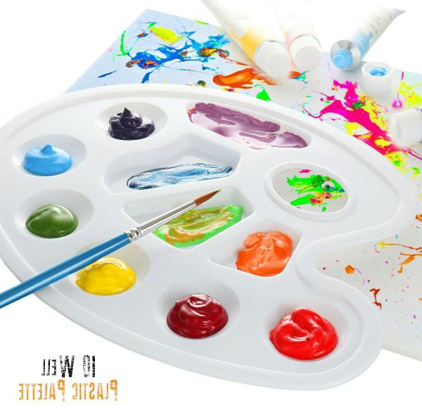 Watercolor Set 24 With Paint Brushes & Palette