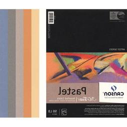 Canson Mi-Teintes Pastel Assorted Pad 12 in. x 16 in.
