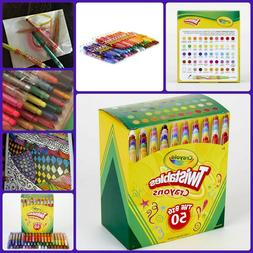 Mini Twistables Crayons Kids Coloring Drawing Arts School Su