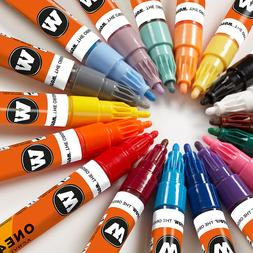 Molotow ONE4ALL 127HS 2MM Single Acrylic paint markers graff