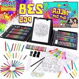 Dinonano School Art Supplies for Kids - Painting and Drawing