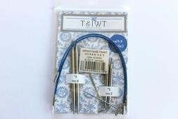 ChiaoGoo TWIST Shorties Combo Packs US-4 thru US-8